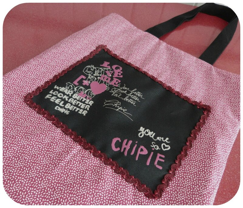 tote bag fillette