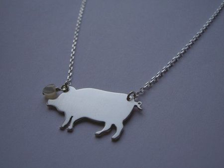 COLLIER COCHON 1