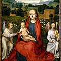 On this day in 1494 the flemish painter hans memling passed away.