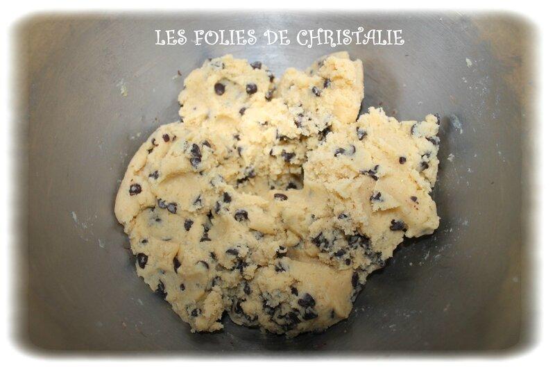 Biscuits pépites de chocolat 5