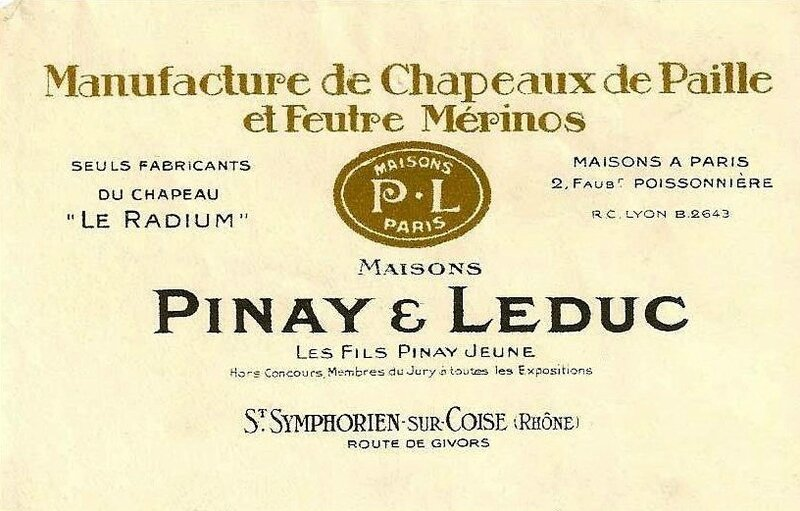 Pinay Leduc manufacture
