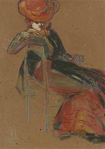 La_parisienne_1904_de_Kees_van_Dongen