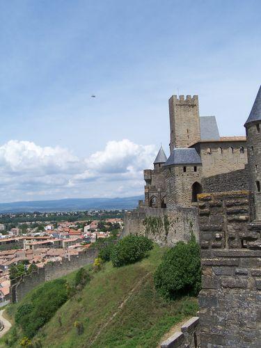 Carcassonne-muraille