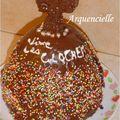 Gâteau Cloche de Pâques 3D