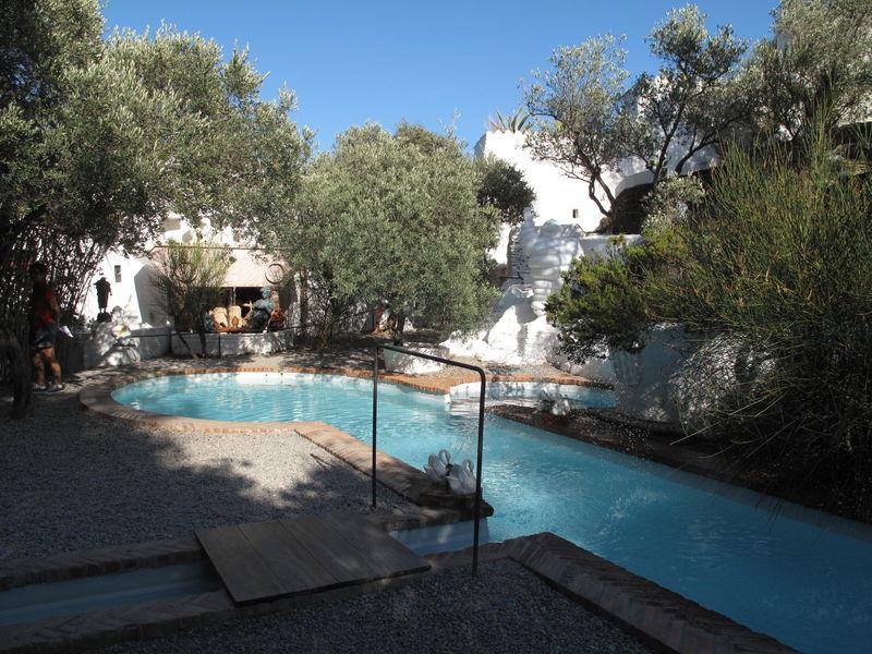 la piscine photo de la maison de salvador dali cadaqu 233 s port lligat catalogne de stim