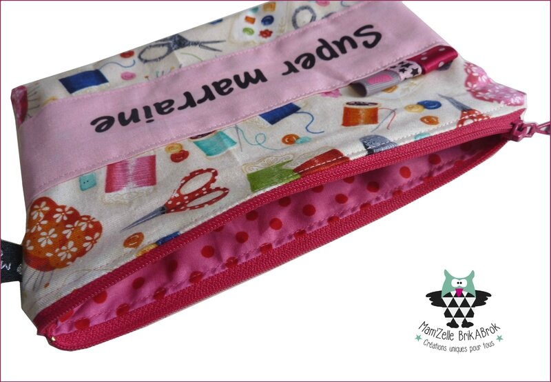 Trousse Super marraine 2