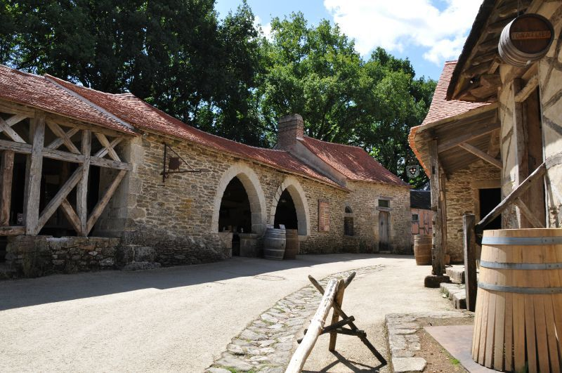 Puy du Fou 2011 - 3648