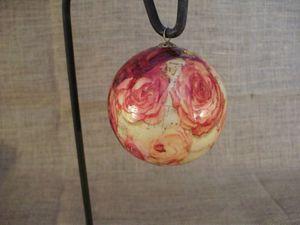 petite boule roses musicales
