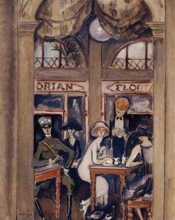 Le_Caf__Florian___Venise_1921_de_Kees_Van_Dongen