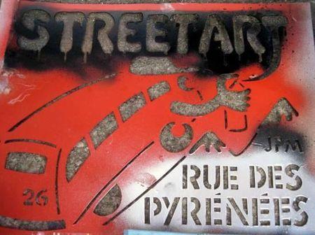 rue-des-Pyrenees street art