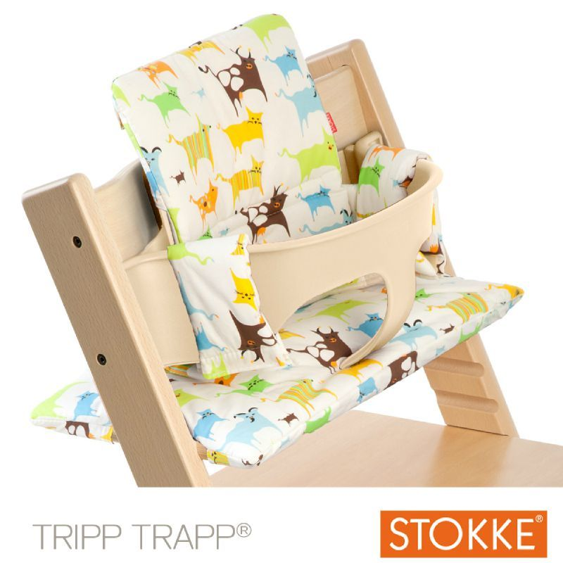 accessoires pour chaise haute tripp trapp de stokke c. Black Bedroom Furniture Sets. Home Design Ideas