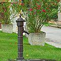 La petite bastide aux fontaines …