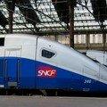 TGV Duplex en gare de Lyon à Paris