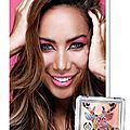 The Body Shop : une collection signe Leona Lewis ce printemps