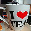 thés en tout genre