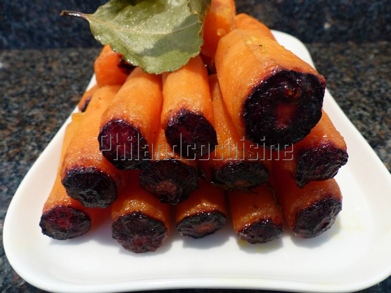 Les carottes sont cuites !