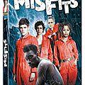 Misfits - Saison 1 [2011]
