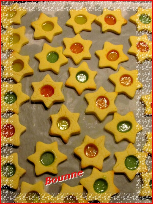 biscuits vitraux 9