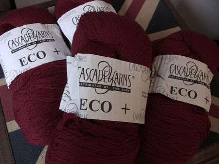 Cascade yarn, Eco+