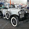 FORD Model A roadster Lahr (1)