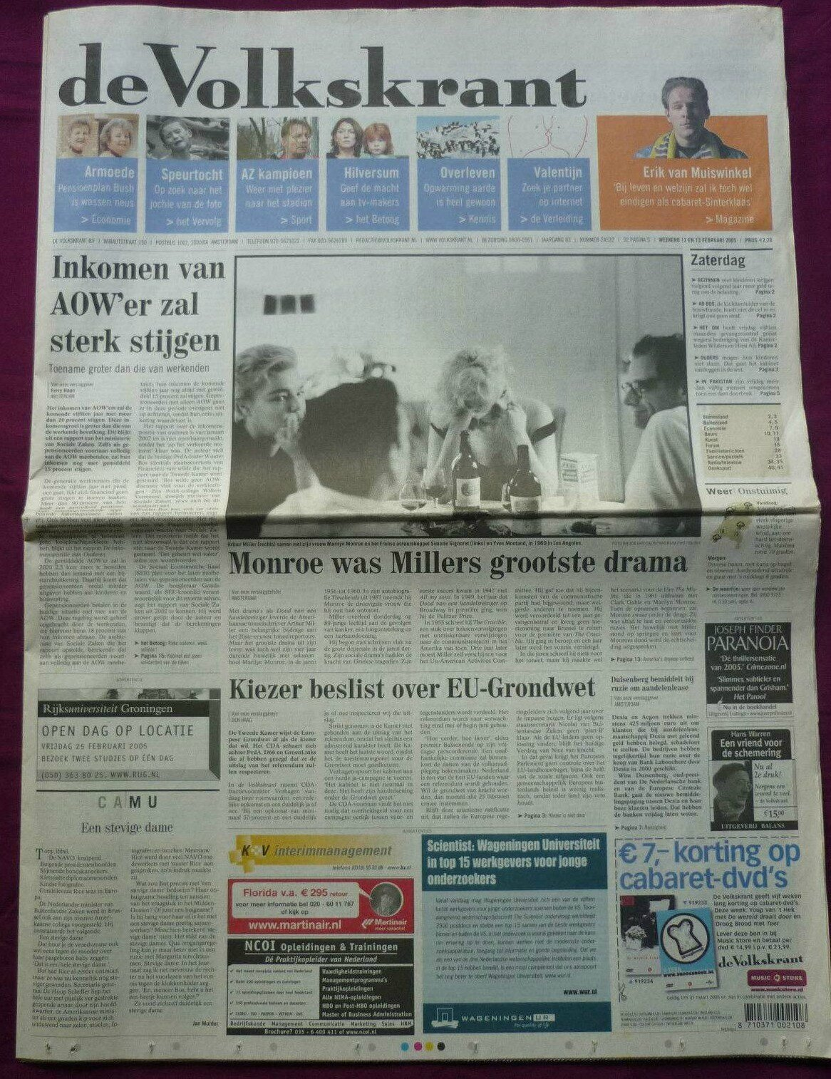 2005-02-13-volkskrant-hollande
