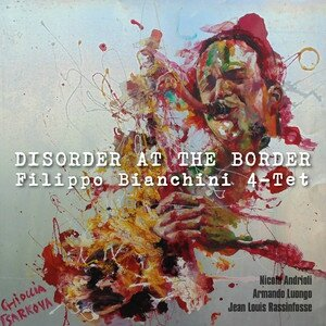 filippo bianchini - disorder at the border cover