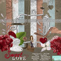 Kit sweet love et quick pages