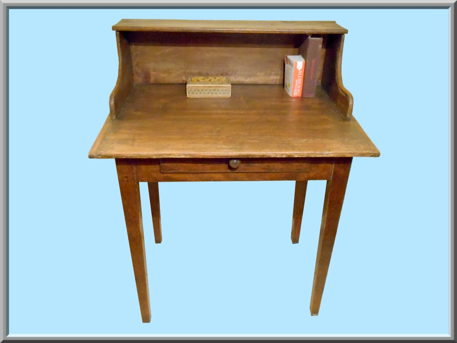 Table d 39 ecriture ou bureau ordinateur meubles et for Table d appoint ordinateur