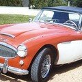 Austin Healey Srie 3000 HBJ8 - 1966