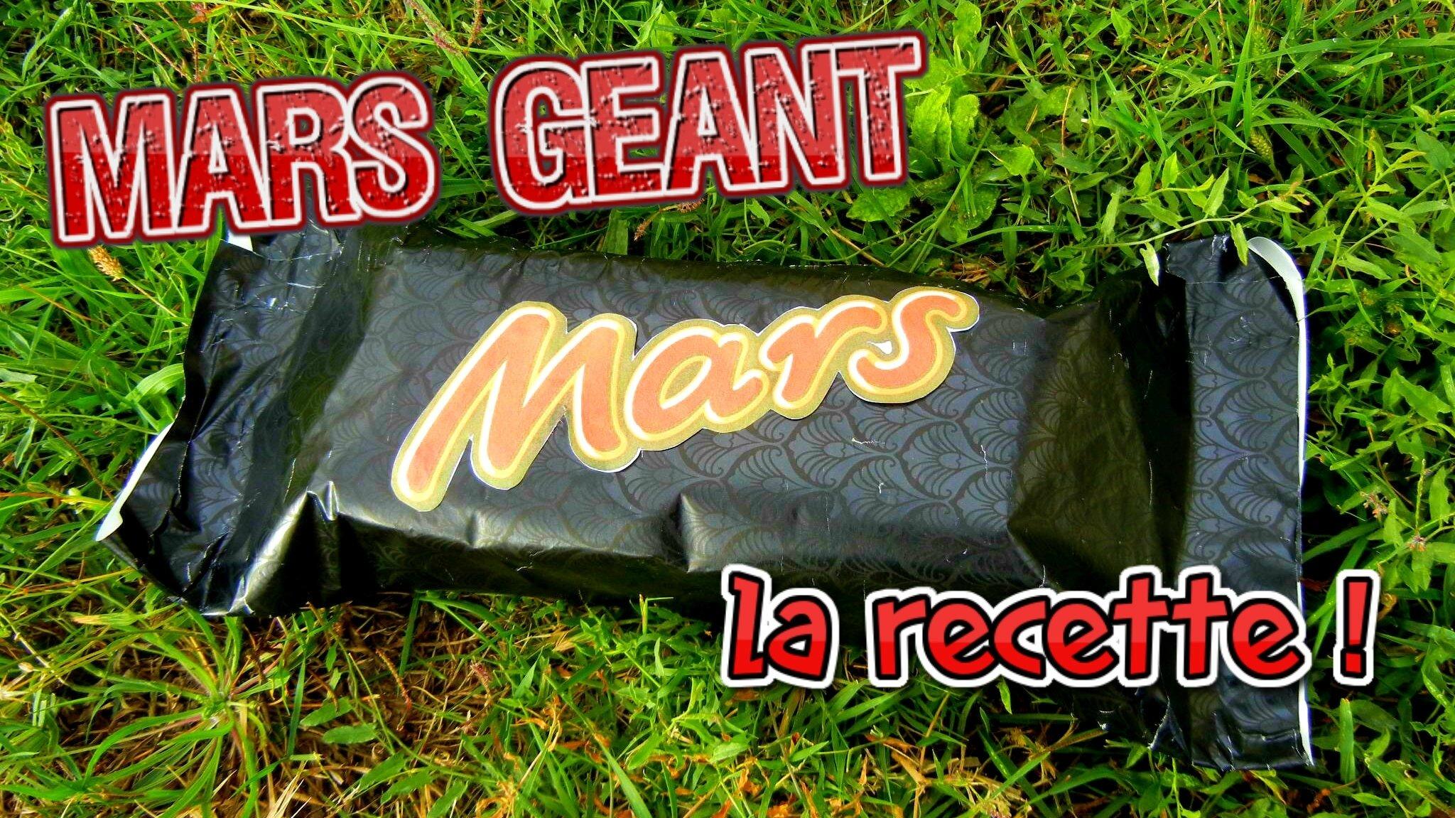 Recette du Mars Géant
