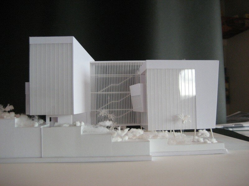 Pr sentation maquettes dominique remy - Architecturen volumes ...
