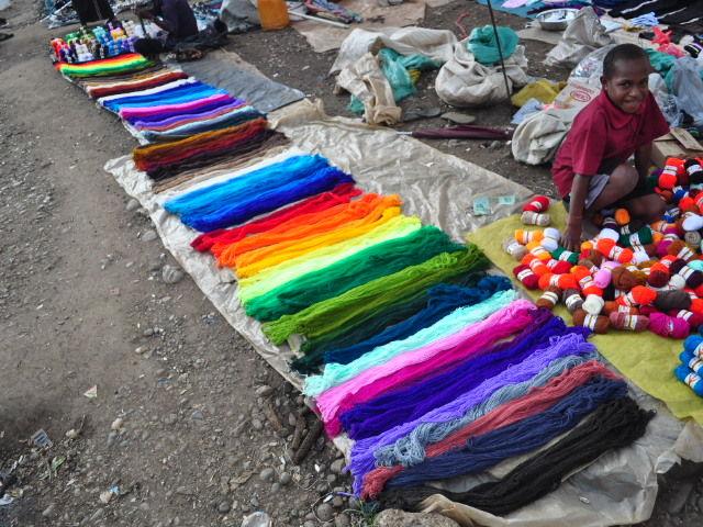 Marche de Goroka