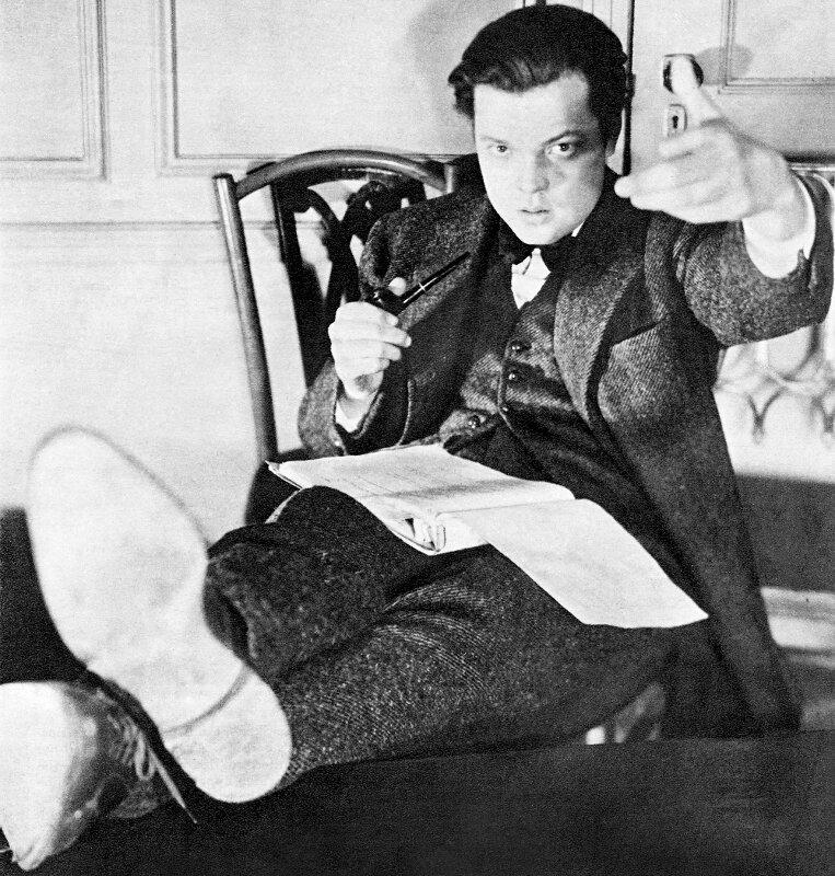 1938-Orson Welles