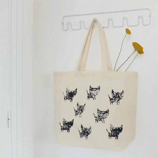 totebag audrey jeanne chat chats