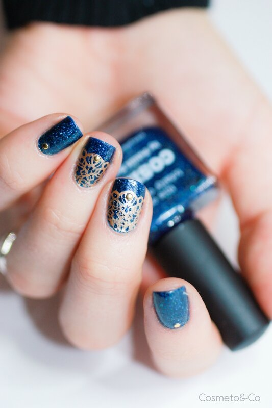 nail art cosmos picture polish stamping bornpretty