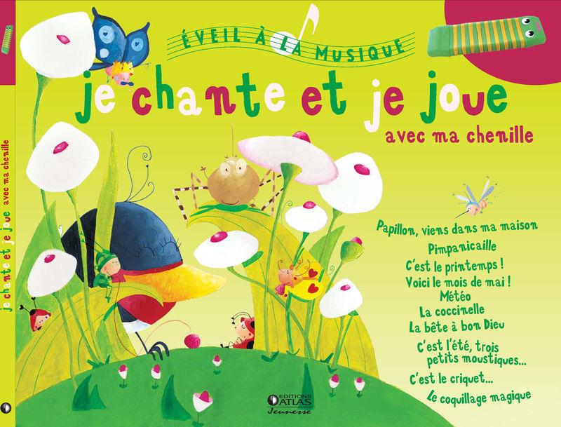Veil la musique chenille album photos sylvia dupuis auteur illustratrice jeunesse - Faire pousser un cerisier ...