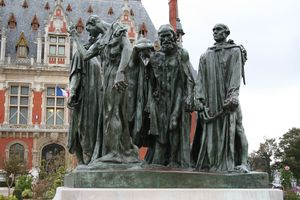 015-Les 6 Bourgeois de Calais