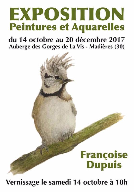 Expo Françoise Dupuis