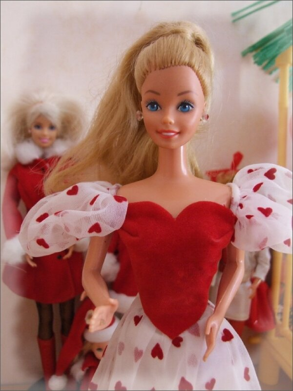 Barbie Tendresse