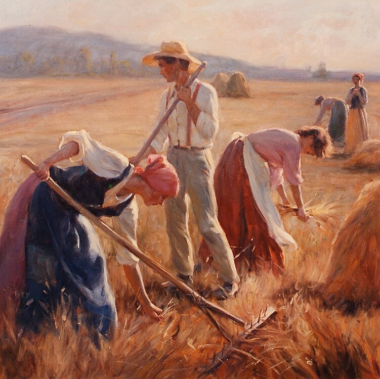harris gregory_frank_a_bountiful_harvest