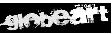 logoglobeart