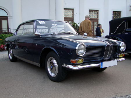 BMW 3200 CS Bertone Coupe 1965 Internationales Oldtimer Meeting Baden-Baden 2009 1