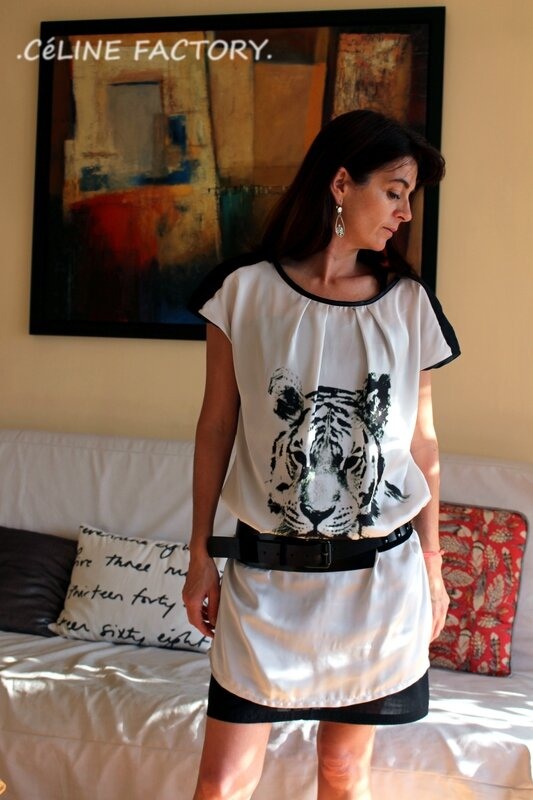 Robe tigre 1