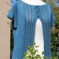 Test de tricot : arabella de taiga hilliard