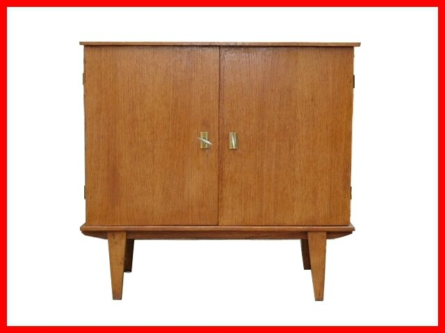 Buffet commode vintage 1950