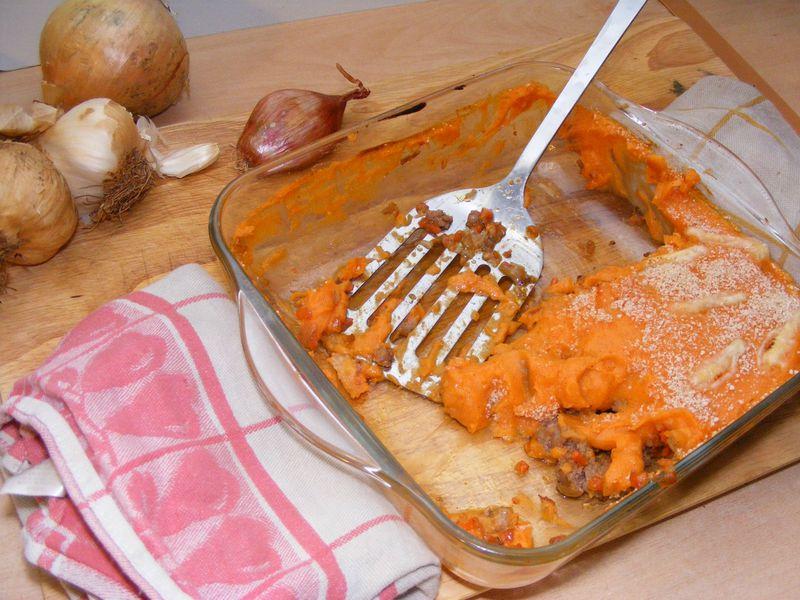 Hachis parmentier cannelle vanille version michalak - Livre cuisine michalak ...