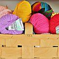 Bilan tricot et crochet de l'année 2015