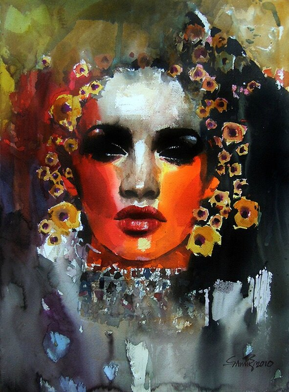 Samir Mondal _ art _ India (28)