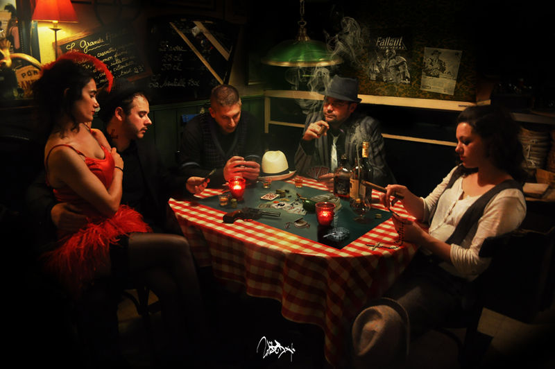 Gangsta's Poker