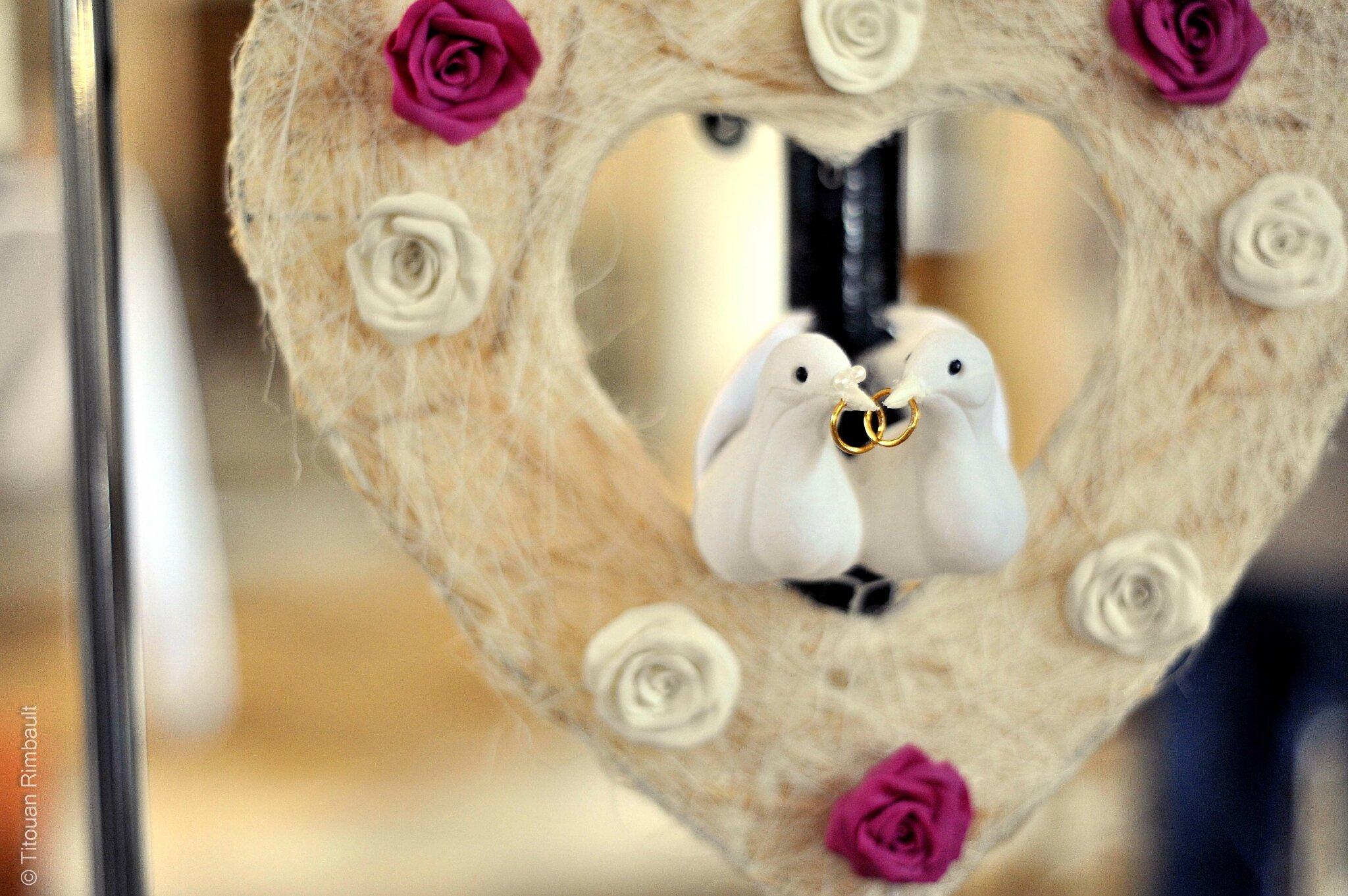 voici quelques photos de ma décoration de mariage... - Récréations ...